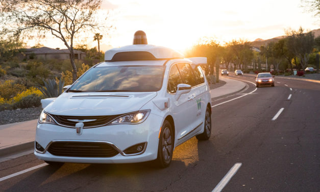 Voitures autonomes : Waymo (Google) lève 2,5 milliards d'euros