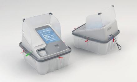 Unemachine à voter dans la blockchain