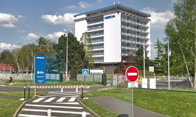 Nokia supprime 1000 postes R&D en France