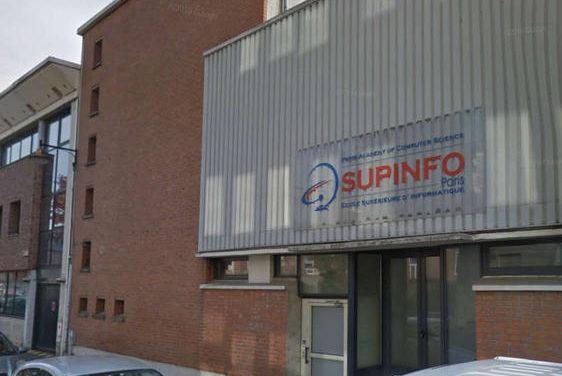 Descentaines d'étudiants de Supinfo privés de rentrée