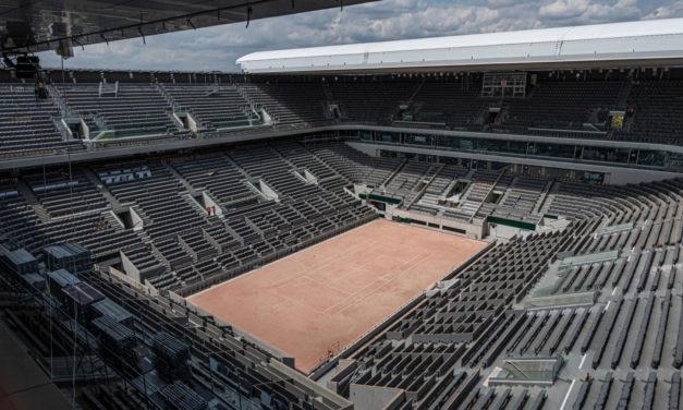Roland-Garros comme si vous y étiez !