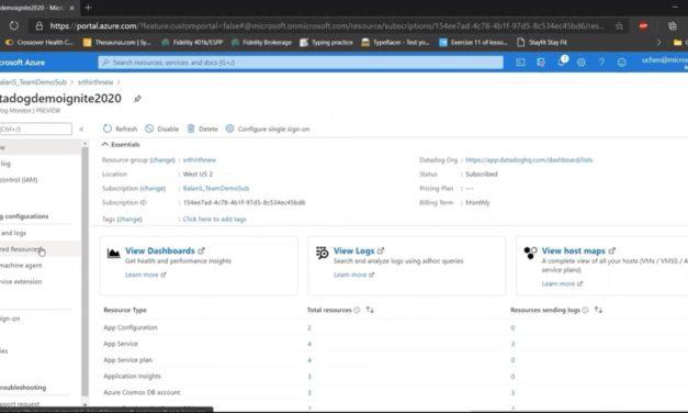 Datadog et Microsoft partenaires
