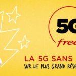 Free ajoute la 5G à ses forfaits… sans surcoût