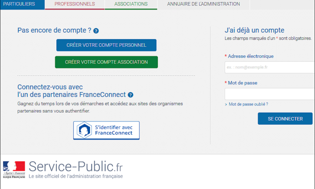 Les Français jugent les services publics en ligne