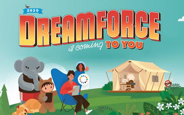 Dreamforce 2020 : entre multicloud et automatisation