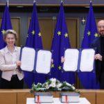 L'UE et le Royaume-Uni trouvent un accord sur la circulation des données