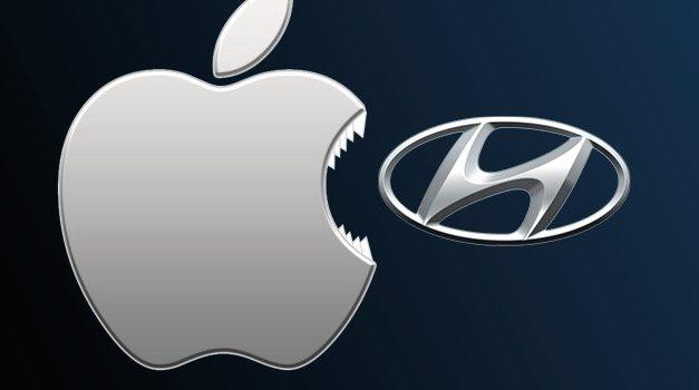 Apple et Hyundai seraient d'accord pour développer une voiture électrique
