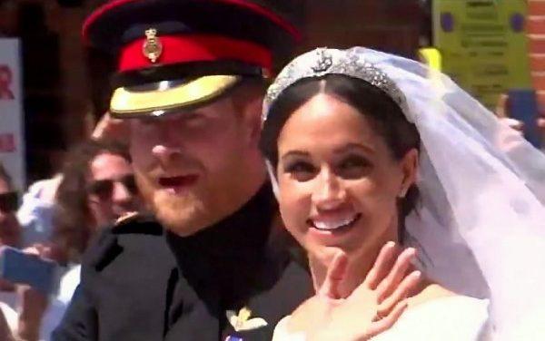 Le prince Harry et Meghan Markle quittent les réseaux sociaux