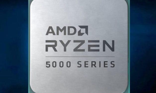 CES#2021 : AMD répond à Intel