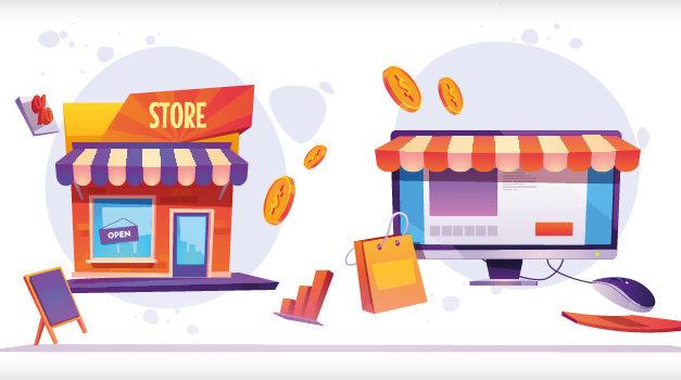 Les commerces et les TPE/PME se numérisent à marche forcée