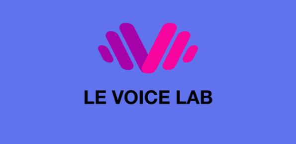 Le Voice Lab veut votre voix