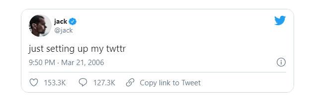 Le premier tweet vaut 2,5 millions de dollars (ou plus)