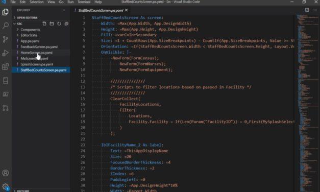 Power Fx : de Excel à la programmation low-code