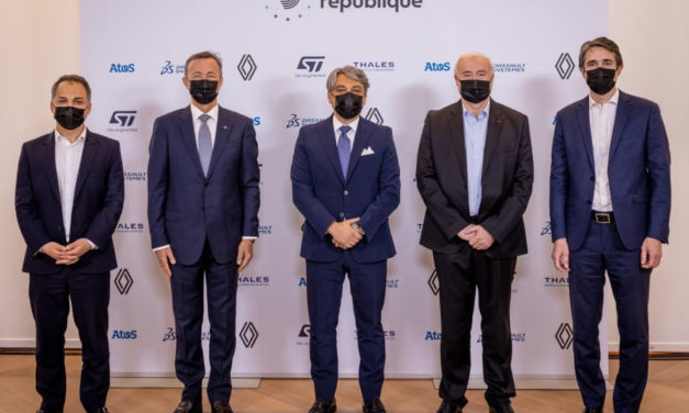Renault, pilote du projet Software République