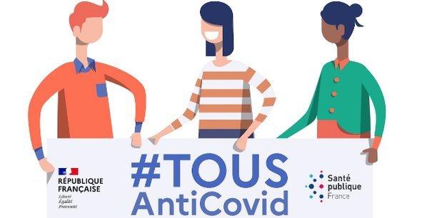 TousAntiCovid va maintenant certifier les tests et vaccinations