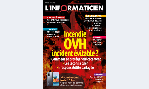 Incendie OVH, incident évitable ?