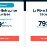 Bouygues refond son offre Fibre pour les PME