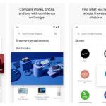 Google abandonne son app Shopping