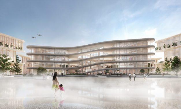 Toyota et Woven Planet construisent la ville du futur