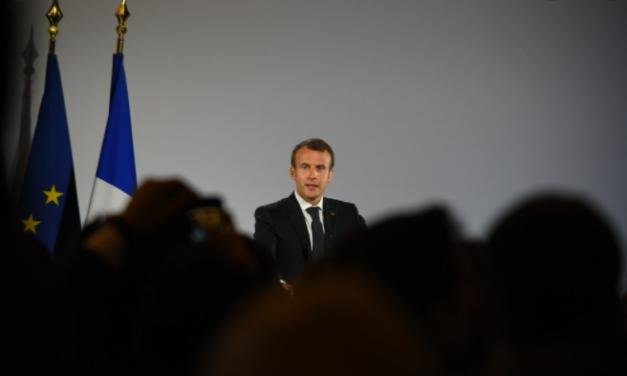 Emmanuel Macron à VivaTech : « oui, les start-ups créent de l'emploi, partout en France »