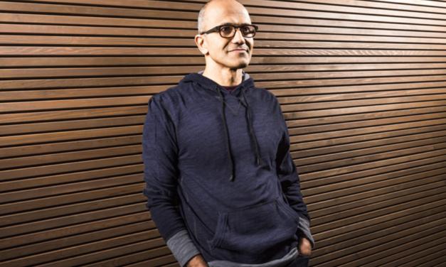 Satya Nadella nommé président du conseil de Microsoft