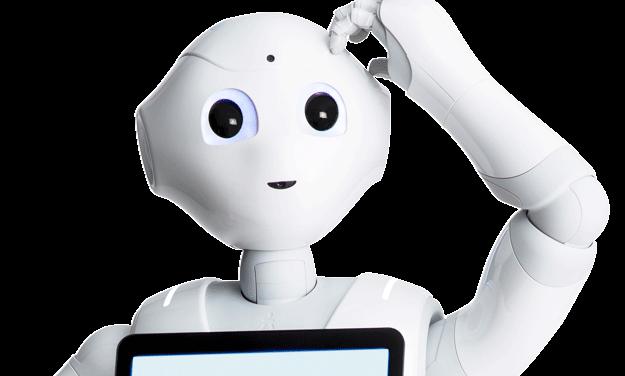 Plan social à venir chez Softbank Robotics