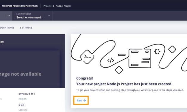 OVH s'associe à Platform.sh pour proposer du PaaS