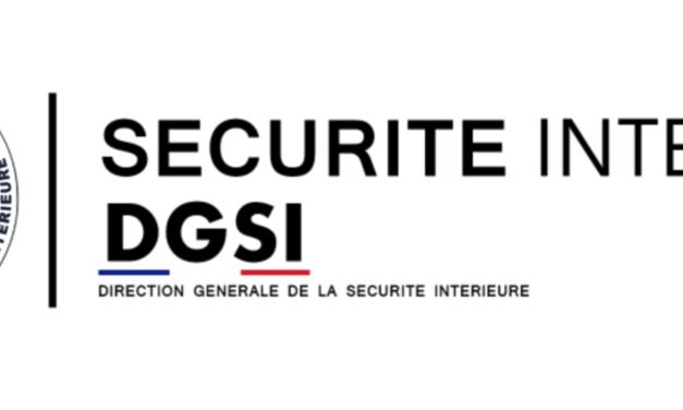 La DGSI s'arme d'un nouveau site internet